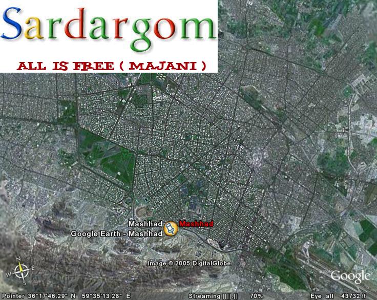 نقشه تهران جستجويي خاص و سريع نقشه تهران